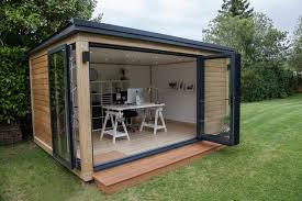 Small Picture Working From Home Contemporary Garden Shed and Building West