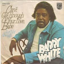 """The Number Ones: <b>Barry White's</b> """"<b>Can't</b> Get Enough Of Your Love ..."""