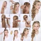 Плетение кос сами пошаговое 127
