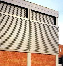 corrugated sheet metal for facade cladding roofs box beam panels wall canada product