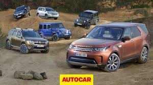 What's the best 4x4? | New Land Rover Discovery vs Jeep, Toyota ...