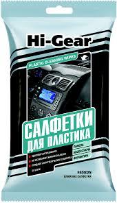 <b>Салфетки</b> для пластика <b>Hi</b>-Gear HG5602N - цена, отзывы ...