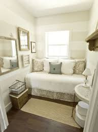 home office guest room 324 office. Modren Office Cozy Guest Bedroom Ideas With Small Decor Idea Bunk Bed Using White Sheet  Also Cushions Combine Frame Mirror And Wall Decorations Half Circle Side Table  To Home Office Room 324 E