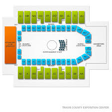 Travis County Expo Center Seating Chart Austin Rodeo Seating Chart Related Keywords Suggestions