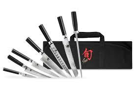 shun classic knife set. Contemporary Set And Shun Classic Knife Set