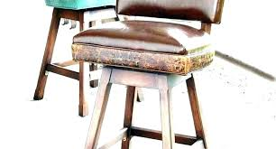 fl bar stools blue leather counter stool navy red