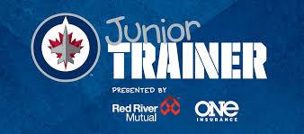 winnipeg jets junior trainer