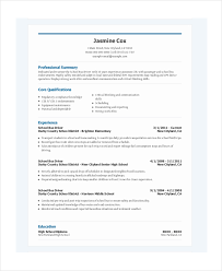Driver Resume Template - 6+ Free Word, PDF Document Downloads ...