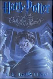 harry potter and the order of the phoenix this book