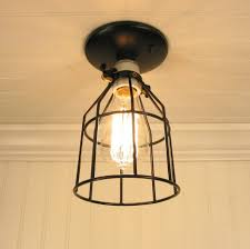 ceiling lights retro ceiling lamp shades industrial light globes industrial cage light fixture rustic industrial