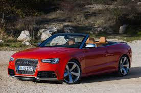 B8 8T: 2013 Audi RS5 Cabriolet/Convertible set to go on sale in ...