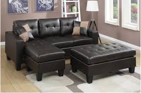 space saving leather sectional sofa