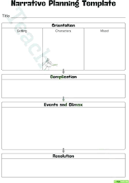 Short Story Plan Template Story Writing Template Homeish Co
