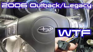 how to wire up steering wheel controls in a 2006 subaru outback how to wire up steering wheel controls in a 2006 subaru outback legacy