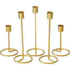 Metal Candle Holder Designs Metal Candle Holders Gold Candlestick Fashion Wedding Decoration Candle Stand Exquisite Candlestick Christmas Table Christmas Home Decor Designer