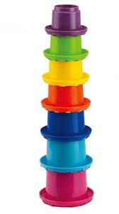 Купить <b>Пирамидка Little hero Веселые</b> чашки 3048 по низкой ...