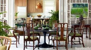 House Beautiful Dining Rooms Style Unique Decorating Ideas