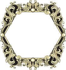 vintage frame vector element vintage frame design10 design