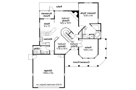 Spanish Style House Plans   Kendall     Associated Designs    Spanish Style House Plan   Kendall     st Floor Plan