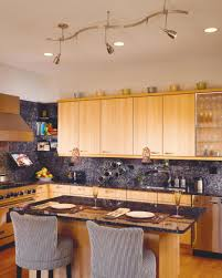 Track Light In Kitchen Interior Marvelous Remodeling Design Ideas With Track Lights In