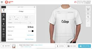 T Shirt Design Template Maker 5 Online T Shirt Design Makers You Can Use To Design Without