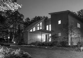 residential architectural photography. Boulders At Night Residential Architectural Photography