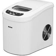rca igloo 26 lb countertop ice maker