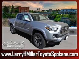 New Toyota Tacoma in Spokane, WA | Toyota Truck in Spokane