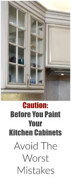 can i paint my kitchen cabinetsBest 25 Refurbished kitchen cabinets ideas on Pinterest  Oak