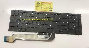 Bàn phím laptop Dell G3 3579 Gaming có led