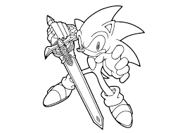 sonic shadow coloring pages shadow coloring pages sonic super sonic vs super shadow coloring pages