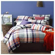 plaid bedding set plaid comforter sets queen blue plaid cool unique organic kids bedding sets plaid bedding