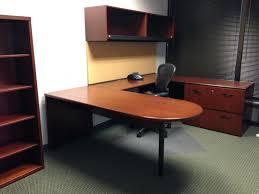 contemporary home office furniture tv. Moderns X Leg Home Office Desk With Shelf Ballard Desks Contemporary Furniture Ideas Best Laptop Computer Built In Wonderful Homemade Corner Tv