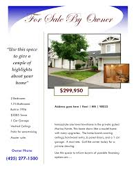 home for sale template house for sale flyer google search real estate flyers