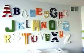 letters wall decor large decorative letters custom for walls wood letter wall decor decorating design wooden