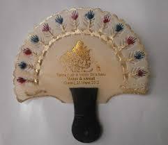 wedding souvenir hand fan by wedding souvenir bridestory com