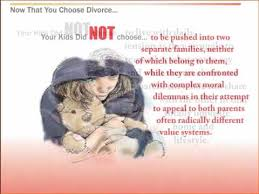 the effects of divorce on children