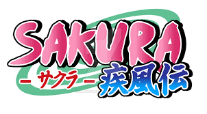 Authentic Naruto Logo: Sakura Shippuden by dreamchaser21 on DeviantArt