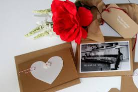 pretty papers the paper mystique i used kraft paper cards my black white photography and some simple white hearts i use the courier font for all my cards as i use my vintage type