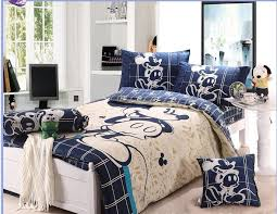 image of mickey mouse bedding set