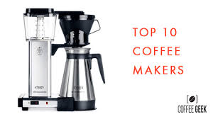 How to select a small drip coffee maker? 17 Best Drip Coffee Makers 2021 No Fluff Review April Upd