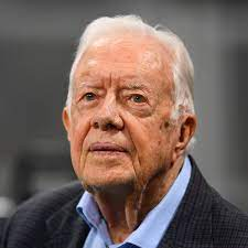 Jimmy Carter Is Emerging as a Role ...