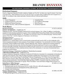 Unemployment Resumes Broadcast Producer Resume Broadcast Producer Resume Resume Template