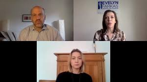 Discussion with Dr. Evelyn Farkas and Sarah Pagung on Russia and  Disinformation on Vimeo