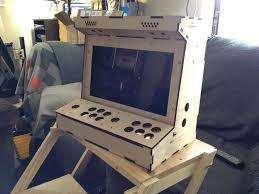 4 Player Arcade Cabinet Kit Diy Arcade Cabinet Kits More 2 Player Porta Pi