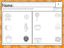 Worksheet and directions for teaching phoneme deletion. This is a ...