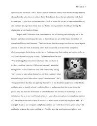argumentative essay on social media panoramia feria educacional argumentative essay on social media jpg