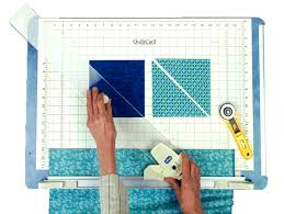 Cutting Perfect Quilting Squares – Craftbnb & QuiltCut2 Fabric Cutting System Perfect Cuts For Your Quilts Adamdwight.com