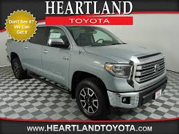 New 2018 Toyota Tundra Limited CrewMax 5.5' Bed 5.7L (Natl) in ...