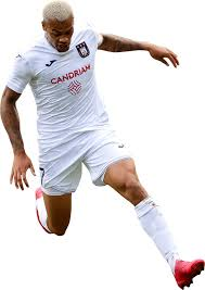 Lukas nmecha statistics played in anderlecht. Lukas Nmecha Football Render 72506 Footyrenders